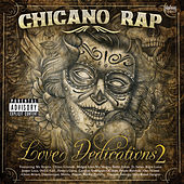 Chicano Rap Love Dedications 2 de Various Artists