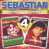 Discografía Completa Volumen 4 de Sebastián