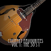 Country Favourites, Vol. 1: The 50's, Pt. 1 de Various Artists