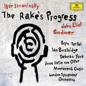 Stravinsky: The Rake's Progress by Various Artists