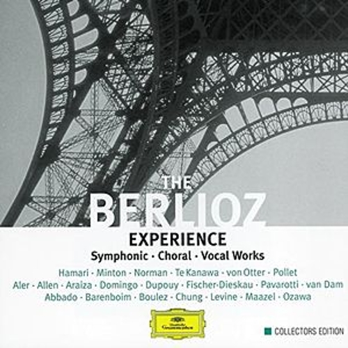 The Berlioz Experience by Various Artists