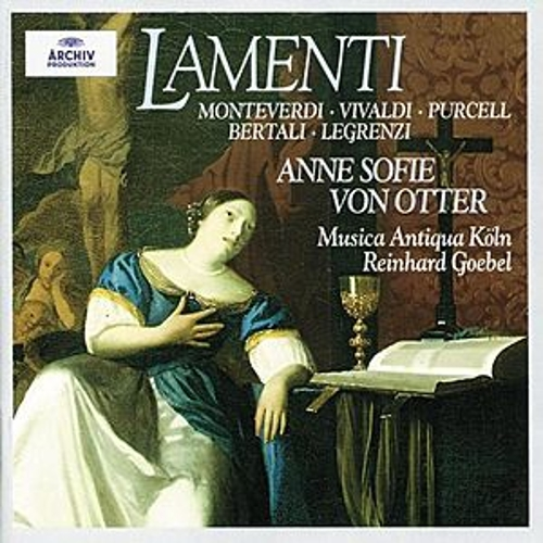 Lamenti by Various Artists