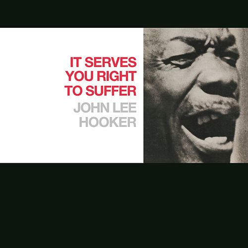 It Serves You Right To Suffer by John Lee Hooker