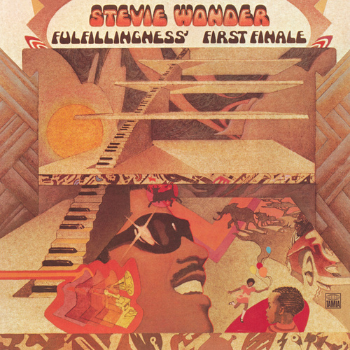 Fulfillingness' First Finale by Stevie Wonder