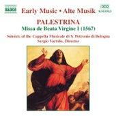 Missa de Beata Virgine I by Giovanni da Palestrina