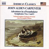Adventures in a Perambulator von John Alden Carpenter