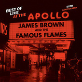 Best Of Live At The Apollo: 50th Anniversary de James Brown