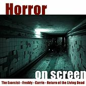 Horror On Screen de Various Artists