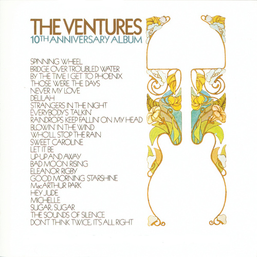 The Ventures 10th Anniversary Album by The Ventures