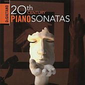20th Century Piano Sonatas by Robert DeGaetano