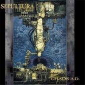Chaos A.D. (Reissue) de Sepultura