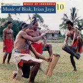 Music of Indonesia, Vol. 10: Music of Biak, Irian Jaya by Various Artists
