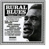 Rural Blues Vol. 2 (1951-1962) by Various Artists