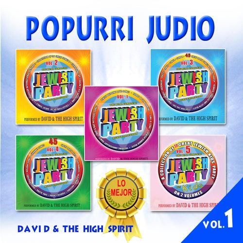 Popurri Judio, Vol. 1 by David & The High Spirit