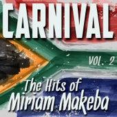 Carnival: The Hits of Miriam Makeba, Vol. 2 de Miriam Makeba