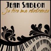 Je tire ma révérence von Jean Sablon