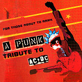 For Those About To Rowk: A Punk Tribute To Ac/Dc by Various Artists