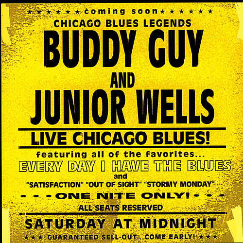 Every Day I Have The Blues by Buddy Guy