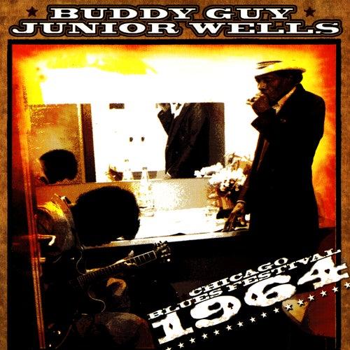 Chicago Blues Festival 1964 by Buddy Guy