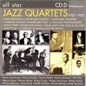 All Star Jazz Quartets 1928-1940 - Disc D by Various Artists