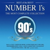 Top Hits / 90's Only Number 1's (2CD) de Various Artists