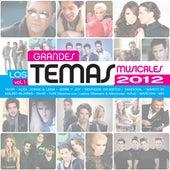 Los Grandes Temas Musicales 2012 de Various Artists