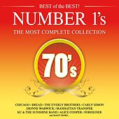 Top Hits / 70's Only Number 1's de Various Artists