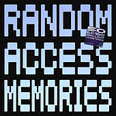 Random Access Memories - 50 Electronic Chillout Lounge Tracks, Vol. 1 by Various Artists