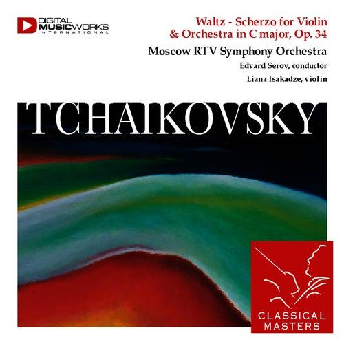 Waltz - Scherzo for Violin & Orchestra in C major, Op. 34 by Pyotr Ilyich Tchaikovsky