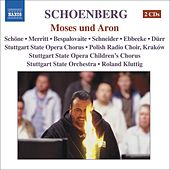 SCHOENBERG: Moses and Aron (The Complete Opera) de Various Artists