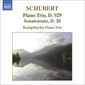 SCHUBERT: Piano Trio No. 2 / Notturno by Kungsbacka Trio