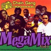 Chain Gang Mega Mix Vol. 1 by Various Artists