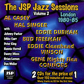 The JSP Jazz Sessions Vol. 2 - London 1980-85 by Various Artists