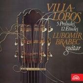Villa-Lobos:  5 Preludes, 12 Etudes by Lubomír Brabec