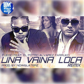 Una Vaina Loca (Official Extended Remix) de Fuego
