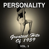 Personality: Greatest Hits of 1959, Vol. 3 de Various Artists