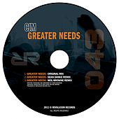 Greater Needs by Cjm