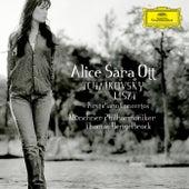 Tchaikovsky / Liszt: First Piano Concertos by Alice Sara Ott
