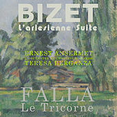 Falla: Le Tricorne - Bizet: L'Arlesienne Suite by Various Artists