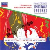 Mantovani Broadway Encores by Mantovani & His Orchestra