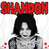 Not so Happy to Be Sad by Shandon