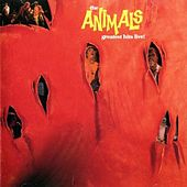 Greatest Hits Live! by The Animals