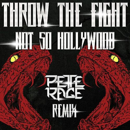 Not so Hollywood (Pete Rage Remix) by Throw The Fight