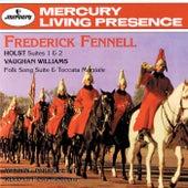 Holst: Suites 1 & 2/Vaughan Williams: Folksong Suite, etc. by Eastman Wind Ensemble