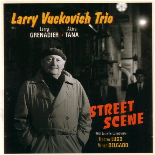 Street Scene by Larry Vuckovich