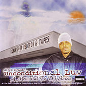 Al-D Presents... Unconditional Luv - A Memorial To DJ Screw by Al-D