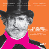 Les Grands Interprètes De Verdi de Various Artists