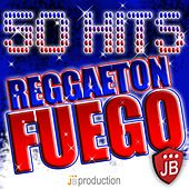 Reggaeton Fuego 50 Hits by Various Artists
