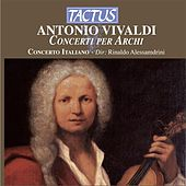 Vivaldi: Concerti per archi by Various Artists