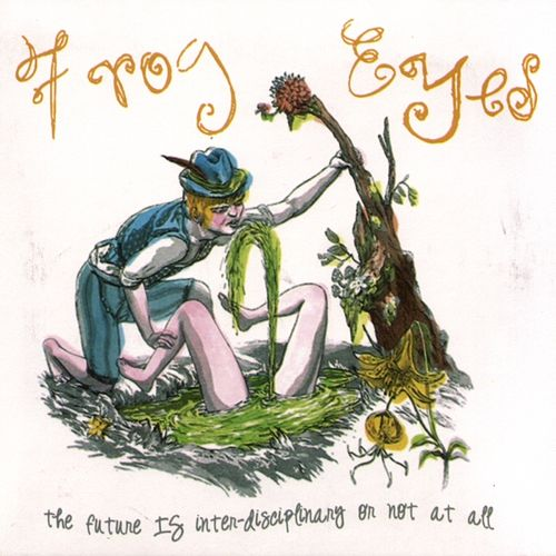 The Future Is Inter-disciplinary Or Not At All by Frog Eyes
